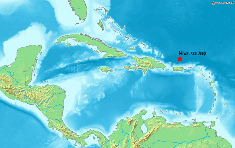 Jtsub Mission Milwaukee Deep Puerto Rico Trench Josh Taylor