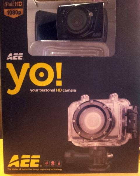 Yo! HD camera
